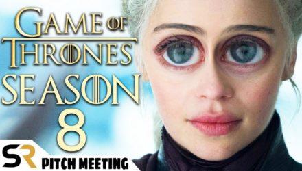 Screen Rant: Game of Thrones Season 8 Pitch Meeting - Technology news websites - Buttondown.tv