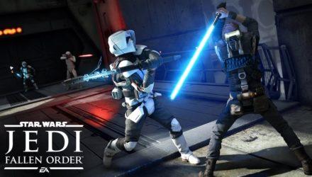 Star Wars Jedi Fallen Order Official Gameplay Demo Image - Buttondown.tv